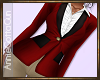 Equestrian Jacket - Red