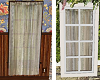 TF* 2sided lace curtains