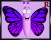 Cute Butterfly Avatar