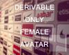 Derivable F