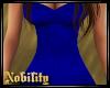 Sapphire Club Dress