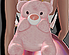 Pink Teddy Backpack
