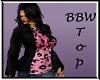 BBW Pink  Sweater top