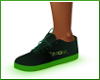 Sneakers Flashing Soles