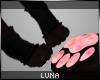 *L Bao's Paws + Socks