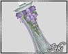 -Ithi- Lilac Rose Pillar