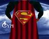 Cym SuperMan Cape