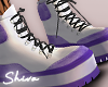 S. Purple TS Boots