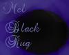 !M-Black Rug