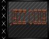 Bronze Jazz Club Sign