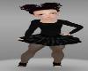 * Kid Gothic Dress