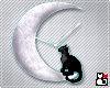 *Wall Clock Cat 1