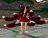 Kitsune Goddess Tail