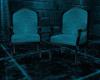 Aquarium Club Chairs