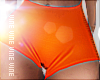 Orange Shorts RLL