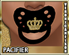 VN CROWN PACIFIER