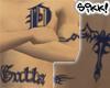 Muscled Gutta Tattoos