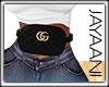 GG Belt Bag Black