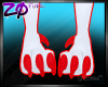 Tancho | Feet