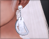 Protractor Earring