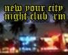 New York City night club