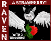 A STRAWBERRY to HOLD!