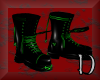 Toxic boots