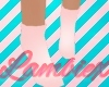 Socks ; Pink❤