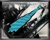 [Xu]™ 8Bit Tie Teal F