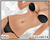 !0h! Tiny Bikini Black
