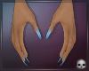[T69Q] Blue Nails