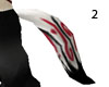 decorative tail