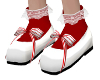 Child Candy Cane Shoes