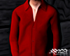Red Open Shirt