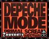 ☭ Depeche Mode Poster