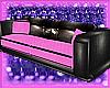 pink w/black leather