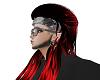 Male Vampire Hair Red