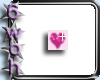 [6] Pink heart bling