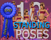 10 standing photo poses