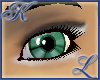 KL Lt Green Eyes F