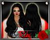 Caterina  Shiny Black