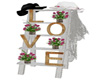 SPRING WEDDING Ladder KL