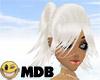 ~MDB~ IVORY PAGE HAIR