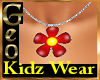 GeoKidz Daisy Necklace