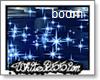 P5`* Dj Light Blue Stars
