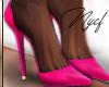 NYCF  Manolos Hot Pink
