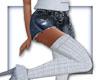LKC Skirt with Stocking
