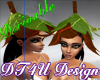 Derivable fairytail hat