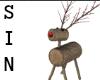 Cozy Christmas Deer