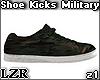 Shoe Kicks Military Z1